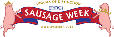 british sausage week logo 2015
