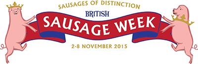 british sausage week logo 2015